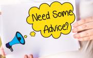 advice concept
