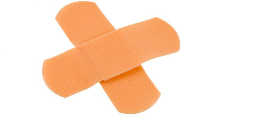 band-aid concept