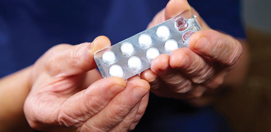 prophylactic aspirin