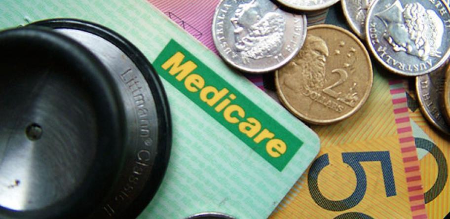Medicare money